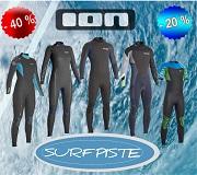 Ion märkäpukukampanja - Surfpiste
